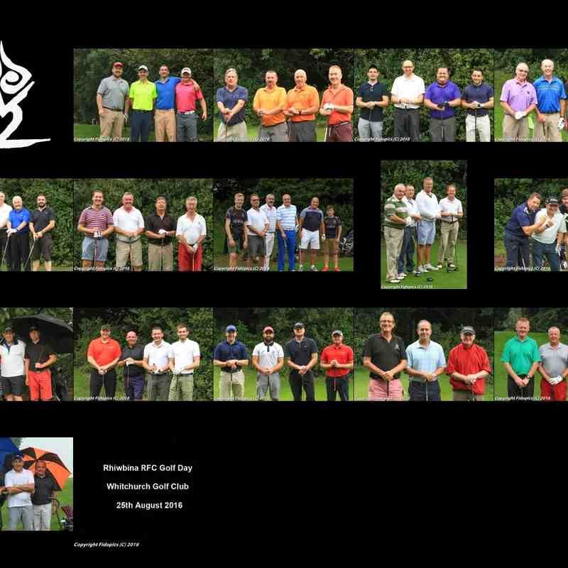 0816 Rhiwbina Golf Day 250816
