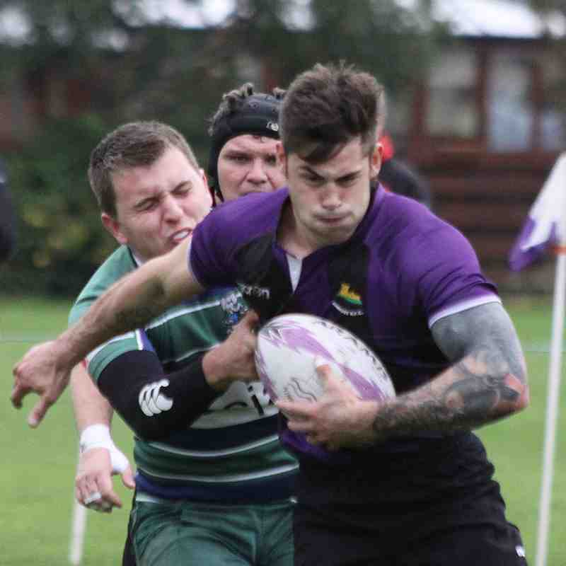 Kinross 25 v 10 Dundee University Medics 26 September 2015
