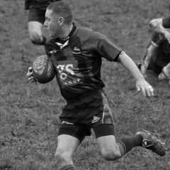 Kirkcaldy 2nds 16 v 5 Kinross 23 January 2016