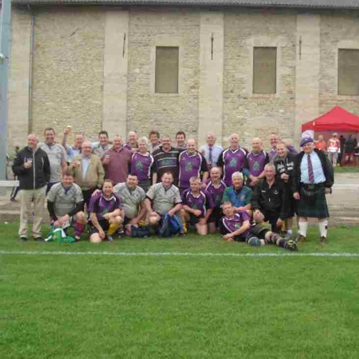 OLDIES  TOUCH  RUGBY