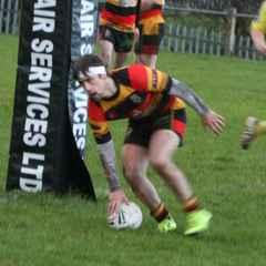 Stanningley Rangers 16 Pilkington Recs 28
