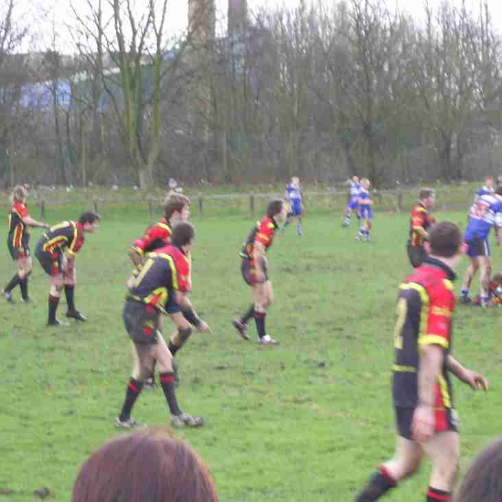 U16s get bye in the Youth and Junior Cup