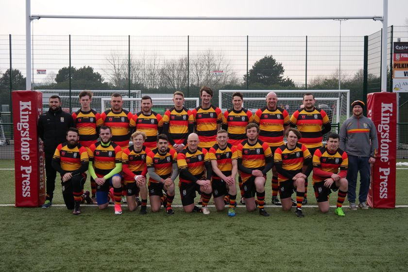 Pilkington Recs A lose to Leigh Miners Rangers A 30 - 12