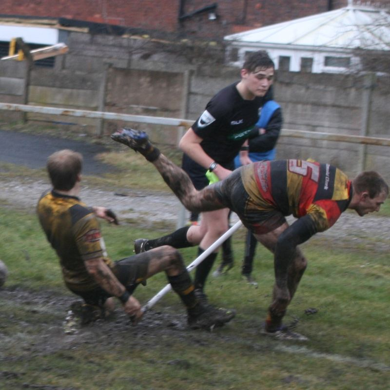 A trip to Widnes on the line for Sunday's game