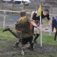 1st v Leigh Miners Rangers (A) 11/3/2018