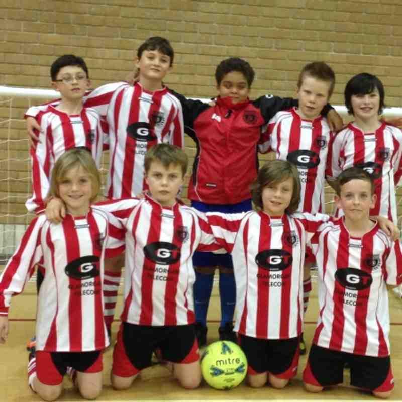 U10 Reds 2012/13