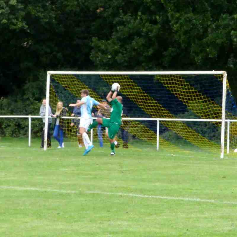 Langney Wanderers vs EUAFC - Peter Bentley League Cup Second Round - Saturday 5th September 2015