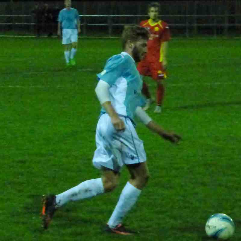 Newhaven vs EUAFC - Macron Store SCFL Premier Division - Tuesday 22nd September 2015
