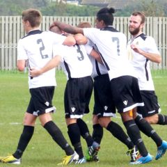 EUAFC vs Lancing | SCFL Premier Division | Saturday 10th October 2015