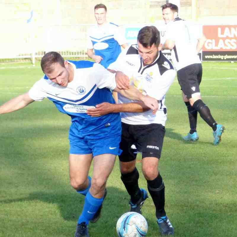 Shoreham vs EUAFC | Macron Store SCFL Premier Division | Saturday 31st October 2015