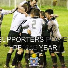 Voting Opens for Supporters Player of The Year