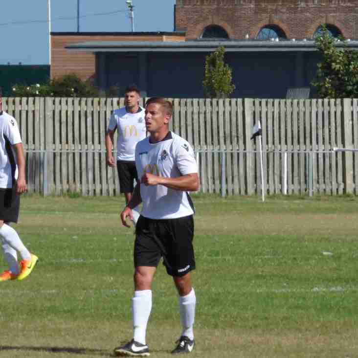 Dallaway Bags Hat-Trick on Opening Day Victory