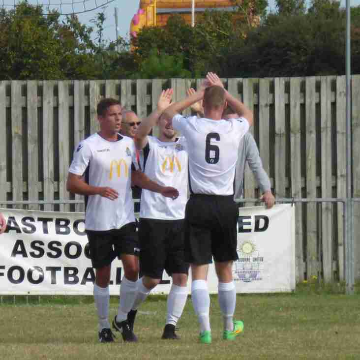 Ten Man United Progress in FA Vase