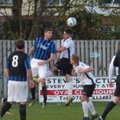 United Edged Out by League Leaders