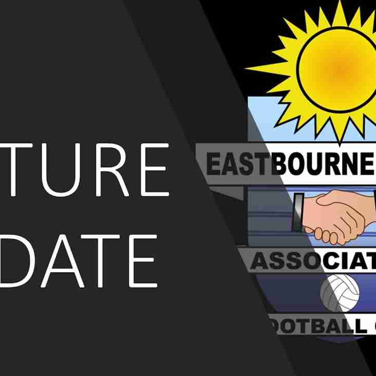 New Date For Haywards Heath Town Fixture