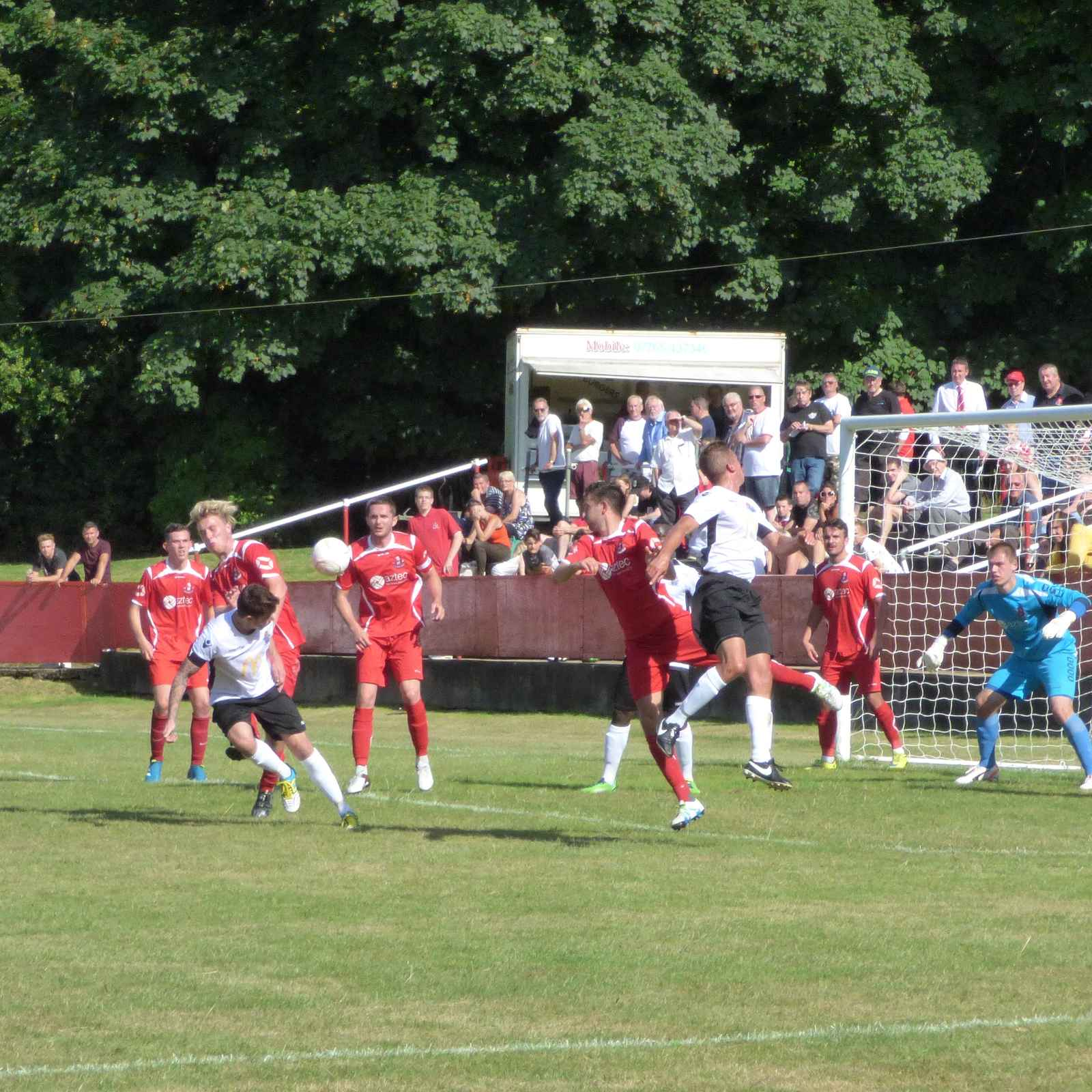 United Held to Draw at Tunbridge Wells