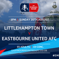 Littlehampton Town Await in FA Cup