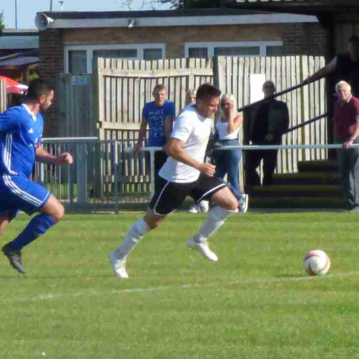 Cooper Heads Back to Hailsham
