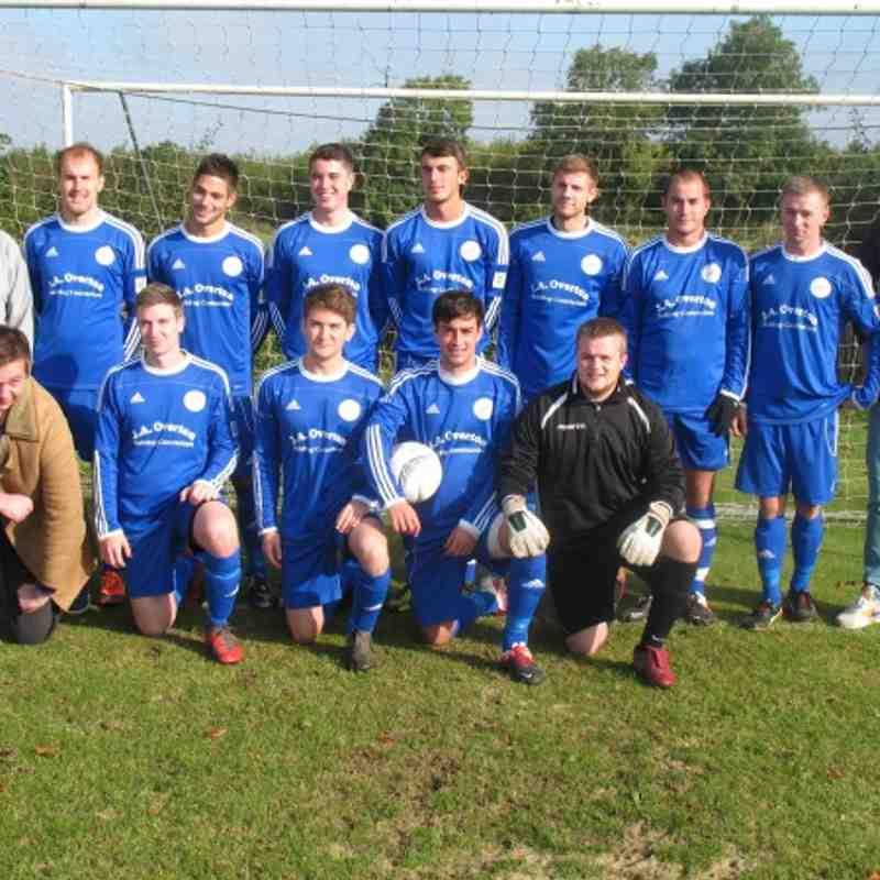 Strikers 2012-13