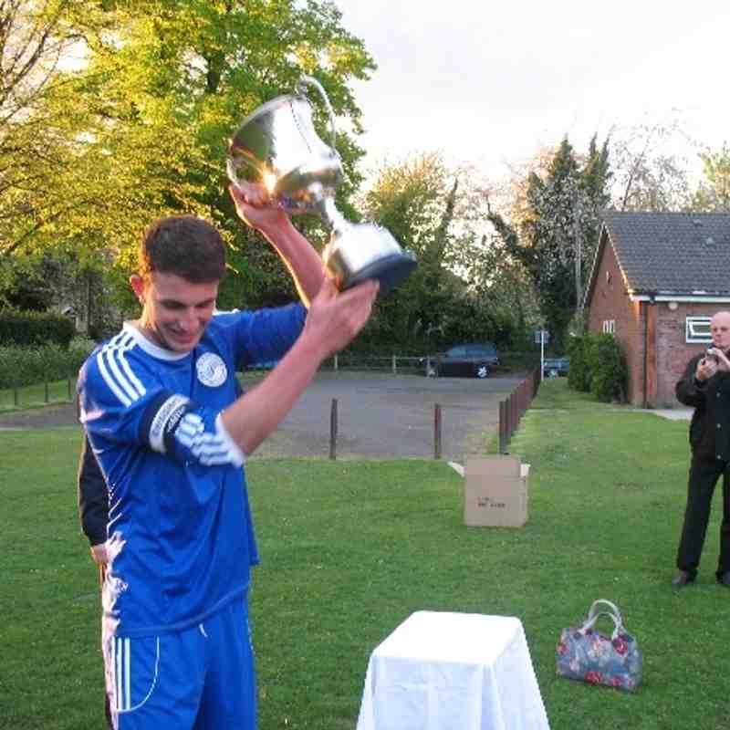 League winners 2012-13