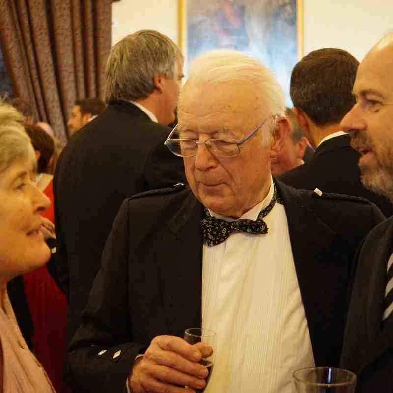 Snaps from the Bill McLaren Foundation dinner at Crieff Hydro April 2016