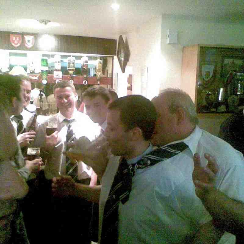 2008 Vets' Tour Newcastle