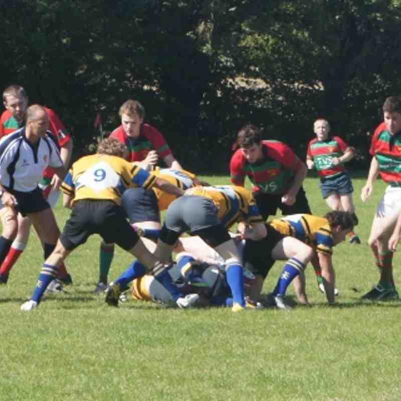 Bangor 3rd,s v Donaghadee 3rd,s -27/09/2011