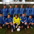 West Wickham Football Club vs. Civil Service 6s