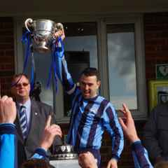 AFA Senior Cup - Report and Pictures by David Bauckman
