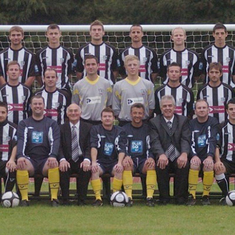 Corby Town FC beat Bideford 3 - 0