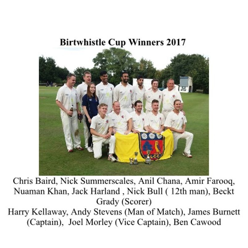 Birtwhistle Victory