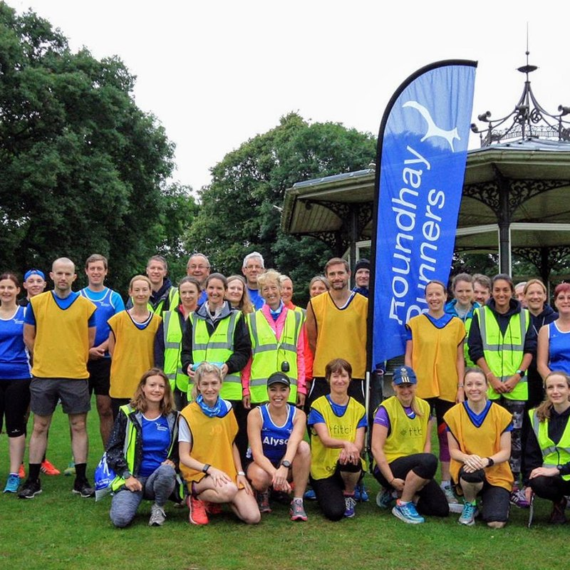 Clubhouse opens on Thursday Night : NLCC welcomes Roundhay Runners