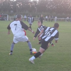 West Bridgford 2-3 Netherfield Alb 22/08/12