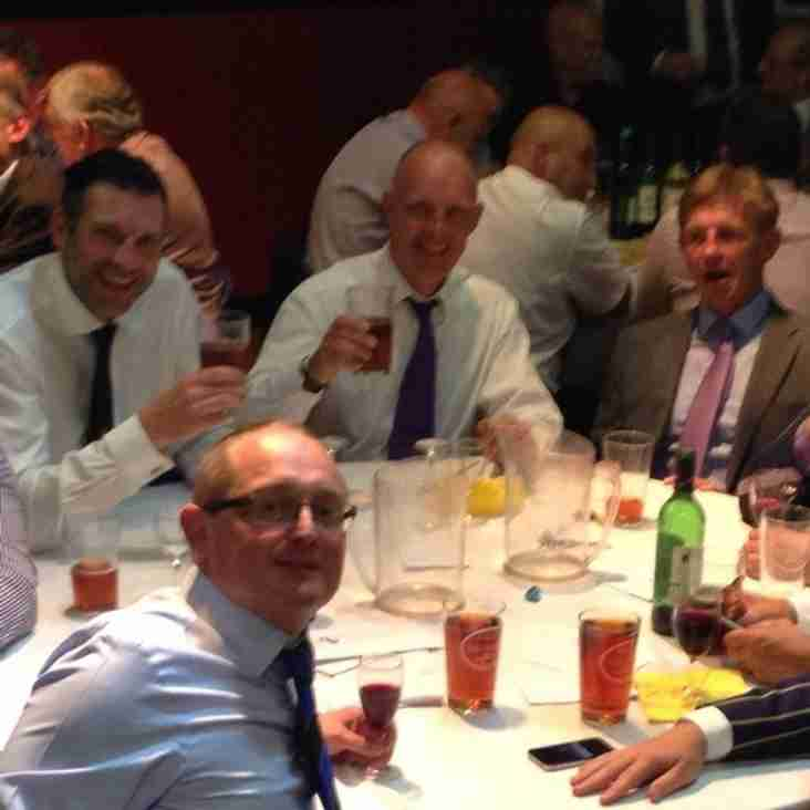 Former Players Lunch – Saturday 1st October