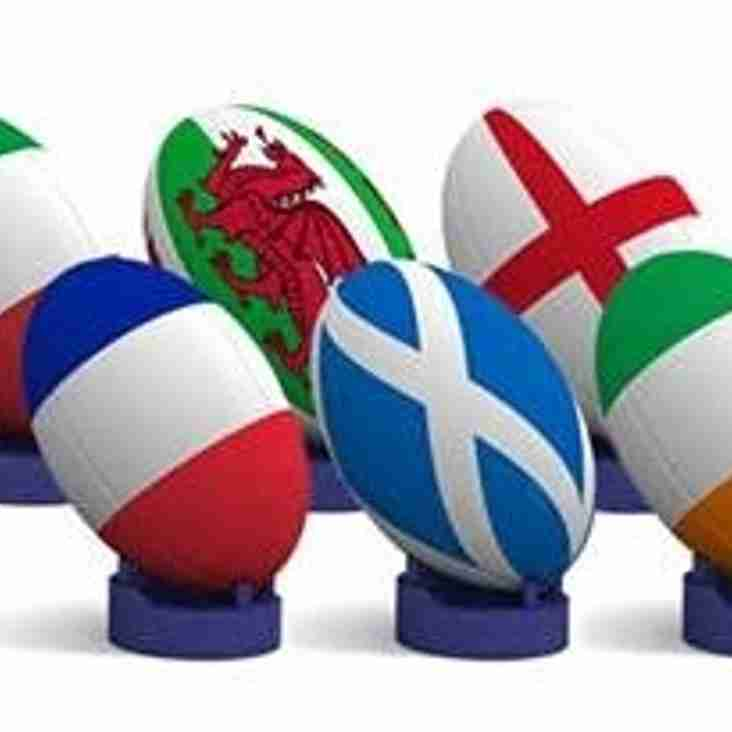 6 NATIONS 2017 Ticket Info
