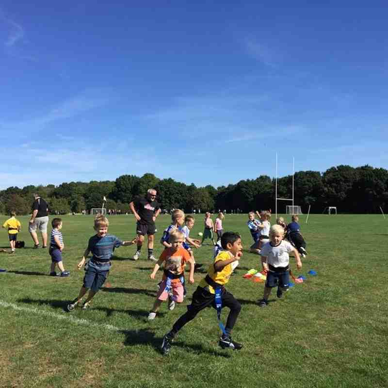 Young Mids Fun Day 2016