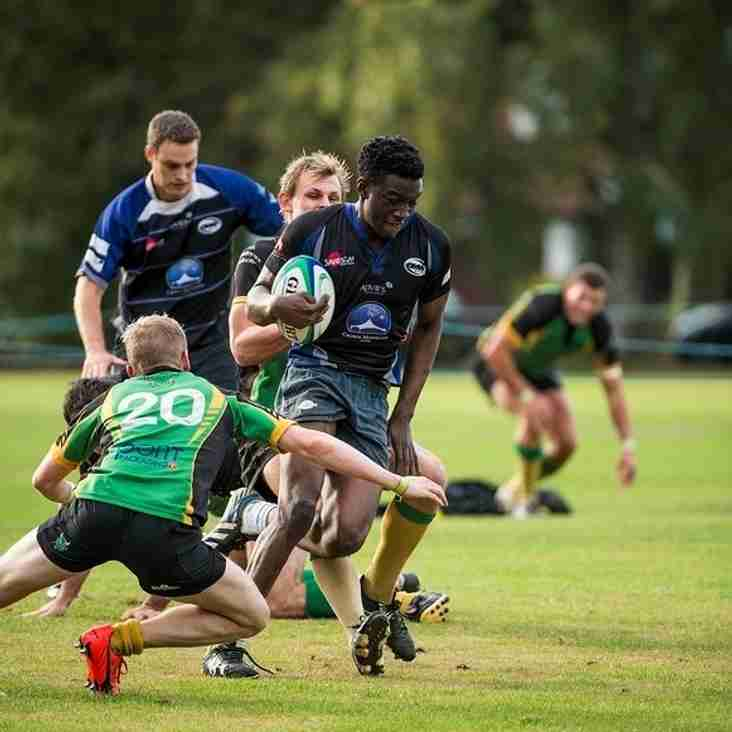 AXV Home Game v Battersea Ironsides switched to LMA
