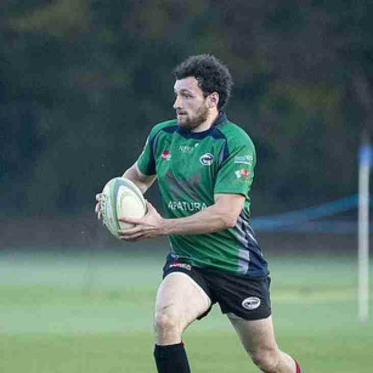 Club Appoint New 1st XV Captain & Vice Captain