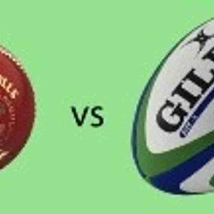 T20 Cricket - Rugby Club v Cricket Club