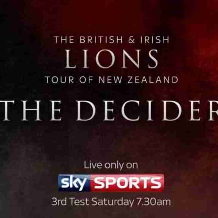 The Lions - The Decider!