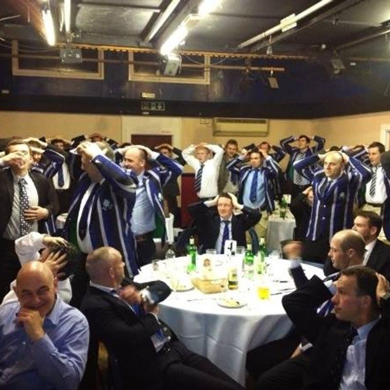 """Book Your Space """"NOW"""" for the End of Season Club Dinner"""