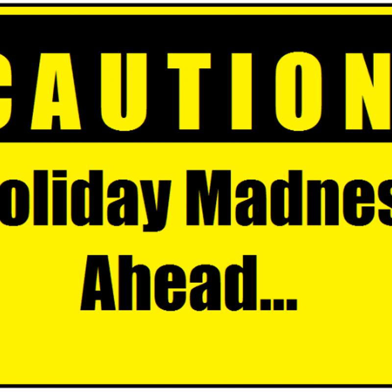 Bank Holiday Monday Madness