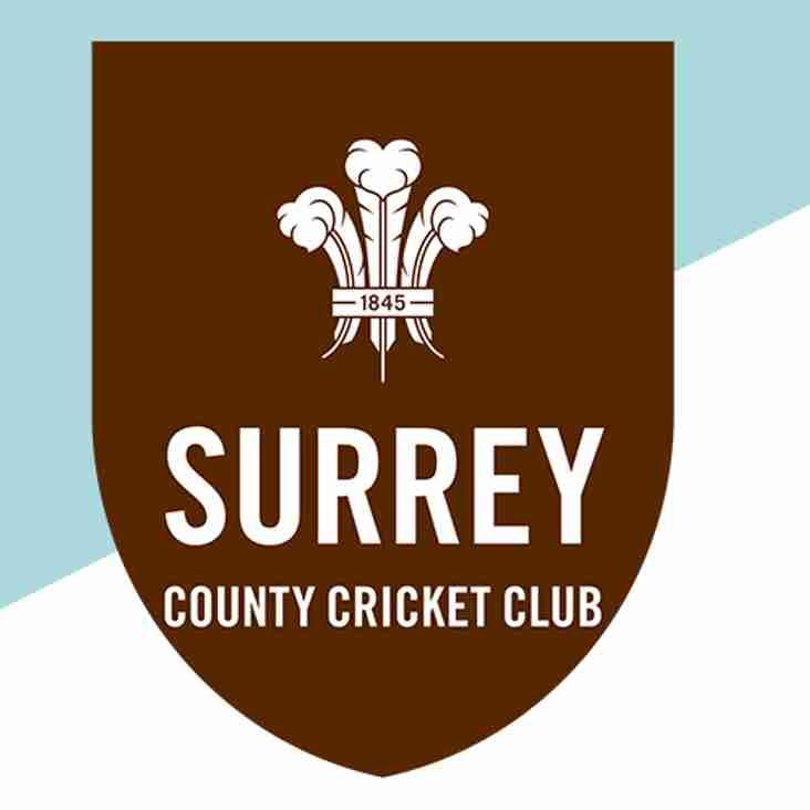 TMWCC ALL Stars v Surrey Master