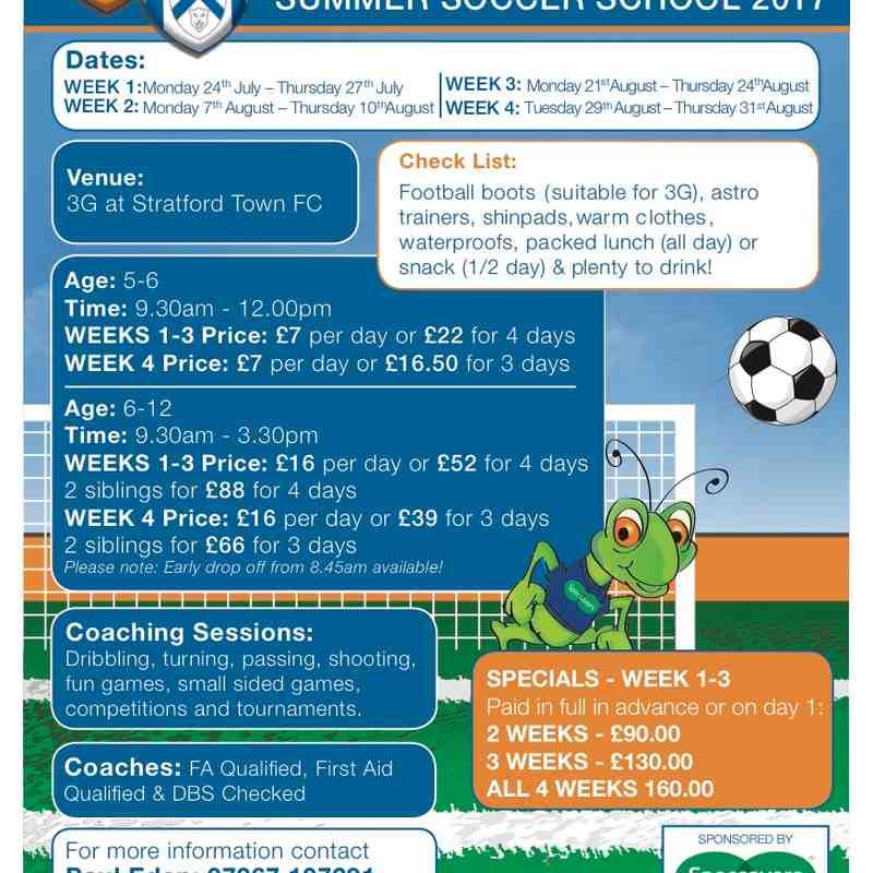 Grasshoppers & Soccer School