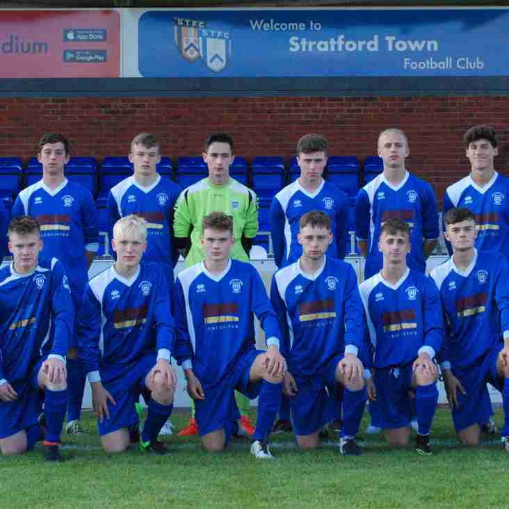 Youth team vs Haughmond FA Youth Cup Thursday 20th September 7.45pm KO