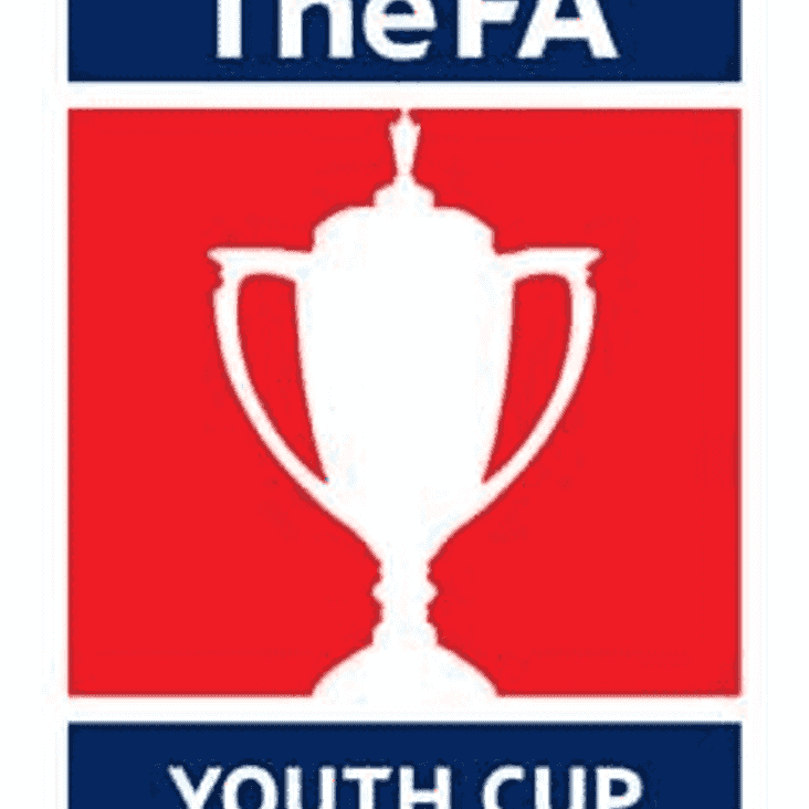 Youth Team progess in FA Youth Cup