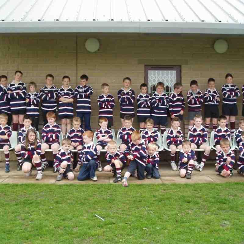 Groups juniors