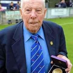 John Shepperd Honoured By Football Association