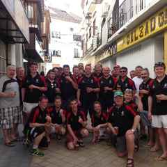 Cooke RFC Tour of Spain