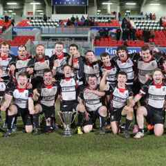 Cooke RFC win the McCea Cup!!